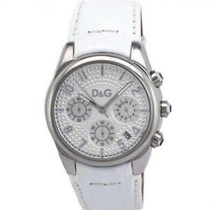 D&G Women's Chronograph Watch DW0257 NWT